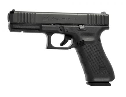 Glock 22 Gen 5 MOS FS 10 Round .40 S&W Pistol, Black