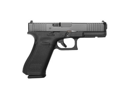 Glock 22 Gen 5 MOS FS .40 S&W Pistol, Black