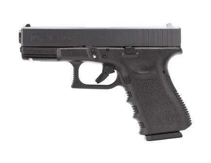 Glock 23 Gen 3 LE Trade In 10 Round .40 S&W Pistol, Black