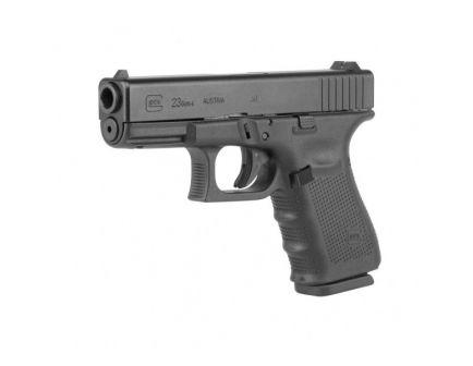 Glock 23 Gen 4 FS Used .40 S&W Pistol, Black