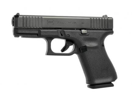 Glock 23 Gen 5 FS 10 Round .40 S&W Pistol, Black