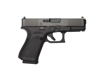 Glock 23 Gen 5 MOS FS .40 S&W Pistol, Black
