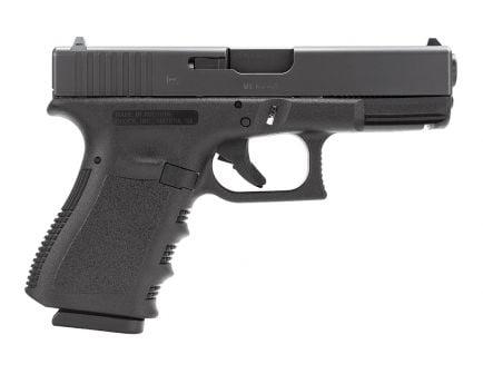 """Glock 23 Rebuild .40 S&W 4"""" Pistol, Black"""