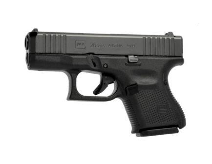 Glock 26 Gen 5 FS Rebuild 9mm Pistol, Black