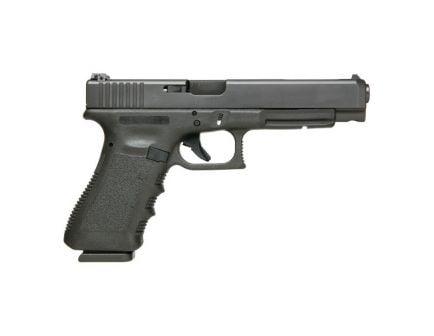 Glock 34 Gen 3 10 Round 9mm Pistol, Black