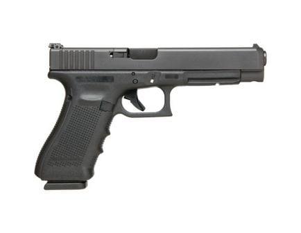Glock 35 Gen 4 MOS .40 S&W Pistol, Black