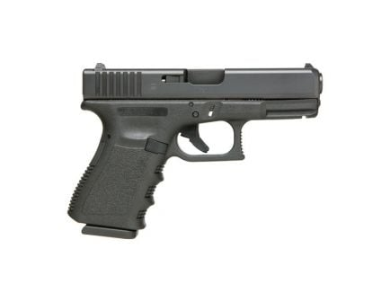 Glock 38 Gen 3 .45 GAP Pistol, Black