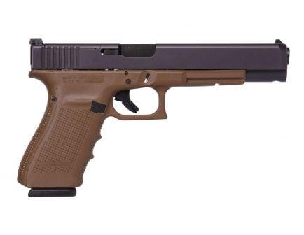 Glock 40 Gen 4 MOS 10mm Pistol, FDE