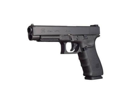 "Glock 41 Gen 4 5.31"" .45 ACP Pistol, Black"