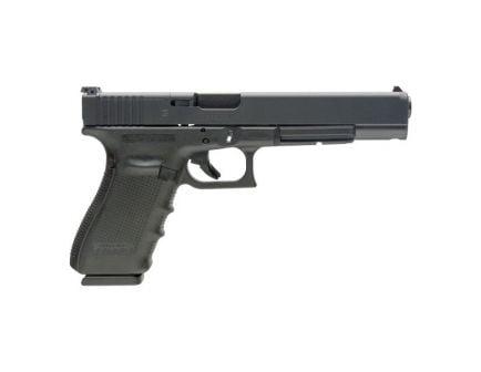 Glock 41 Gen 4 MOS 10 Round .45 ACP Pistol, Black