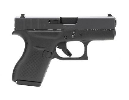 Glock 42 Rebuild .380 ACP Pistol, Black