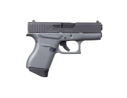 Glock 43 9mm Pistol, Concrete Gray Smoke