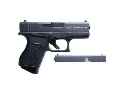 Glock 43 Gadsden 9mm Pistol, Black
