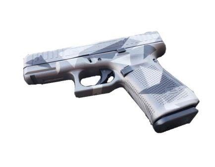 Glock 44 FS .22 LR Pistol, Splinter Grey