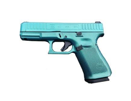 Glock 44 Semi Automatic .22 LR Pistol, Neptune Blue
