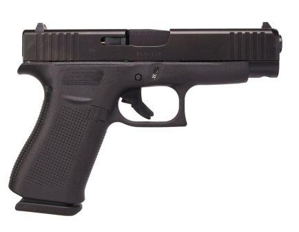 Glock 48 FS Rebuild 9mm Pistol, Black