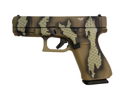 Glock G19 Gen5 9mm Pistol - Riptile