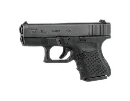 Glock 26 9mm Gen 4 Pistol – PG2650201
