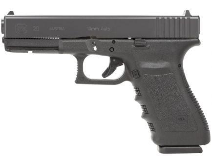 Glock 20 G20SF 10mm Pistol with Polymer Grip - PF20502-03