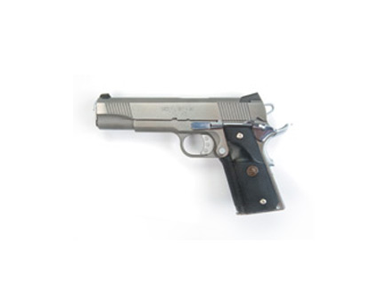 Pachmayr Signature Grip With BackStrap Colt 1911 02922