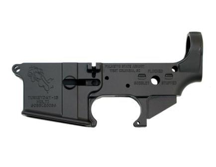 """PSA """"Turkey Day"""" AR-15 Stripped Lower Receiver"""