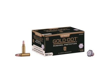 Speer Gold Dot Personal Protection 5.7x28mm 40 gr 50 Rounds