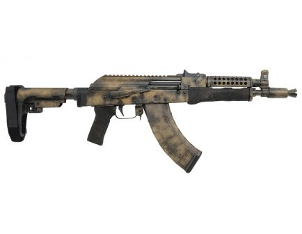 "PSA CUSTOM ""Battle Worn"" AK-P SBA3 Pistol"