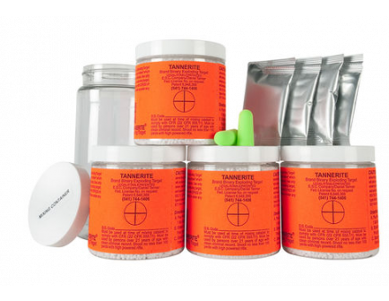 Tannerite Two Half Pack (2 Pack of 1/2 lb Targets) - H2P