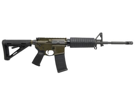 "PSA Custom 5.56 NATO 16"" Phosphate, Carbine Length 1/7 M4 EPT Classic Rifle - ODG/Black"