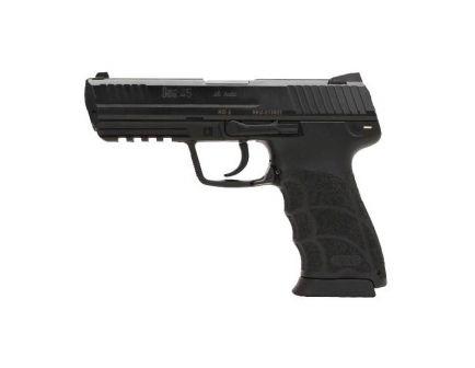 H&K HK45 V7 LEM DAO .45 ACP Pistol With 2 Magazines, Black