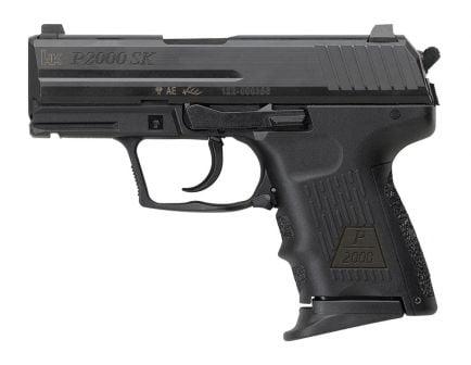 H&K P2000 SK V3 DA/SA 10 Round 9mm Pistol | Black