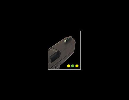 TruGlo Brite-Site Series - TFO (F-GRN/R-YLW) for GLOCK - Low TG131GT1Y