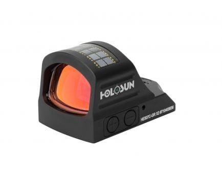 holosun he507c x2 open reflex sight green
