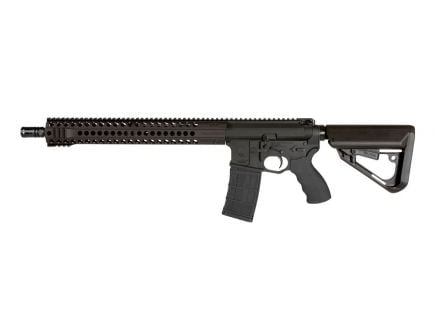 Head Down PV15 5.56x45 AR-15 Rifle, Black