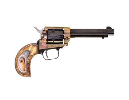 Heritage Rough Rider .22 LR Revolver, Green Case Hardened