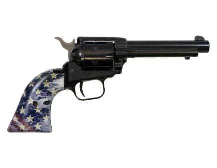 "Heritage Rough Rider 4.75"" .22 LR Revolver, US Flag"