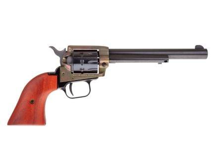 "Heritage Rough Rider 6.5"" .22 LR Revolver, Cocobolo"