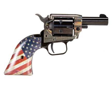 "Heritage Rough Rider Barkeep 2"" .22 LR Revolver, US Flag Grip"