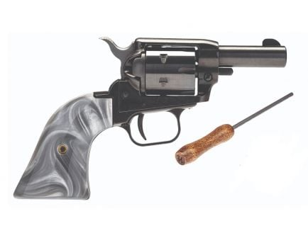 """Heritage Rough Rider Barkeep Gray Pearl 3"""" .22 LR Revolver For Sale"""