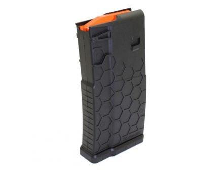 Hexmag AR-10 20 Round Magazine, Black - HX20-AR10-BLK