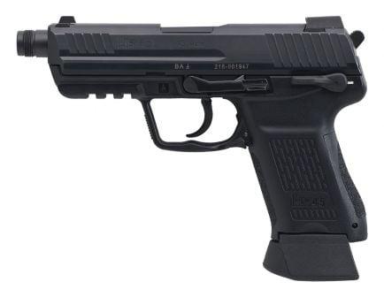HK 45 Compact Tactical V1 DA/SA .45 ACP Pistol | Black