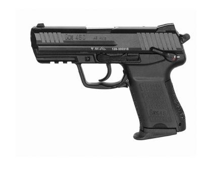 HK 45 Compact V1 DA/SA .45 ACP Pistol | Black