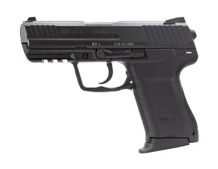 HK 45 Compact V7 LEM DAO .45 ACP Pistol | Black