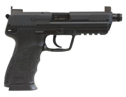 HK HK45 Tactical V7 LEM DAO .45 ACP Pistol | Black