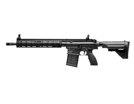 HK MR 762 A1 Semi-Automatic 7.62x51 AR-10 Rifle, Black