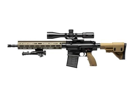 HK MR762A1 Long Rifle Package III 7.62x51mm Rifle with Vortex Viper PSTII 3-15×44