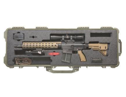 """HK MR762-A1 LRP II 16.5"""" 7.62x51mm Long Rifle Package, Flat Dark Earth"""