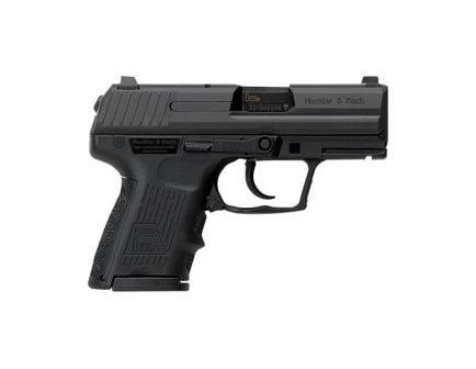 HK P2000 SK V2 LEM .40 S&W Pistol, Black
