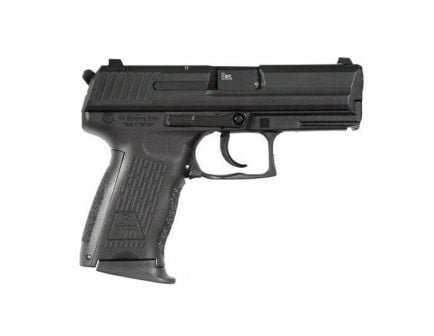 HK P2000 V3 DA/SA Rear Decocker 9mm Pistol | Black