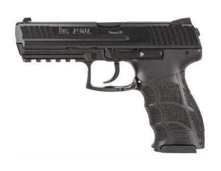 HK P30L V1 Light LEM Long Slide 9mm Pistol, Black